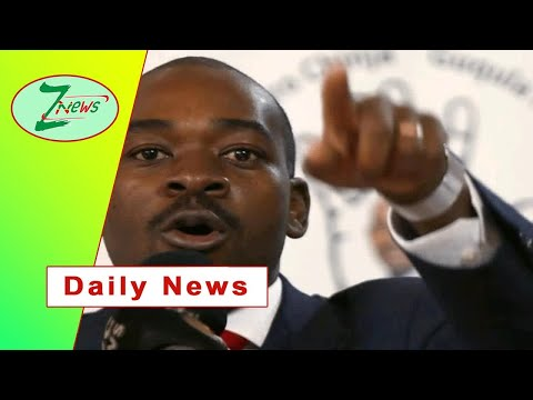 Daily News:   Overwhelm ZEC, Zanu PF on Monday, Chamisa in rallying call