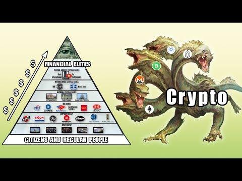 Bitcoin Cash BCH vs Bitcoin BTC and the Crypto Hydra