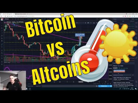 Bitcoin vs Altcoins