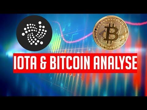 BITCOIN & IOTA Analyse – Korrektur & Boden erreicht?!