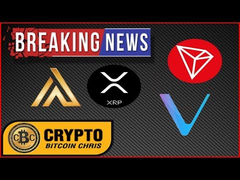 CEO of Apollo: Scam Artist? – Wirex: $2Mil XRP deposited – Huge Vechain Airdrop!