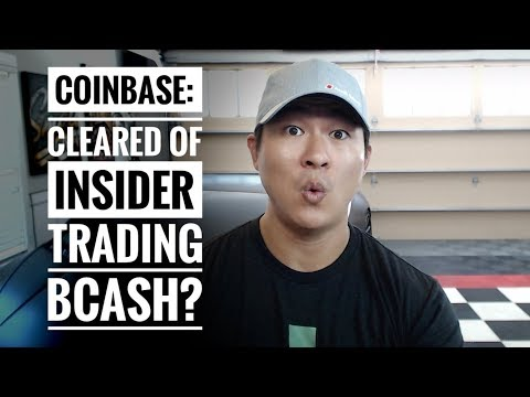 Coinbase Cleared of Bitcoin Cash Insider Trading? – But ETC Though…