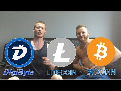 Digibyte, Litecoin & Bitcoin! What One Will Win? Does It Matter?