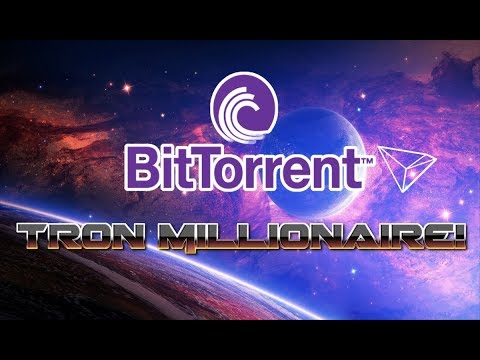 This Will Make Us TRON (TRX) Millionaires! BitTorrent