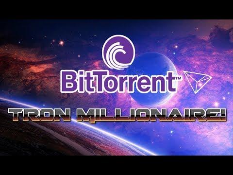 This Will Make Us TRON (TRX) Millionaires! BitTorrent