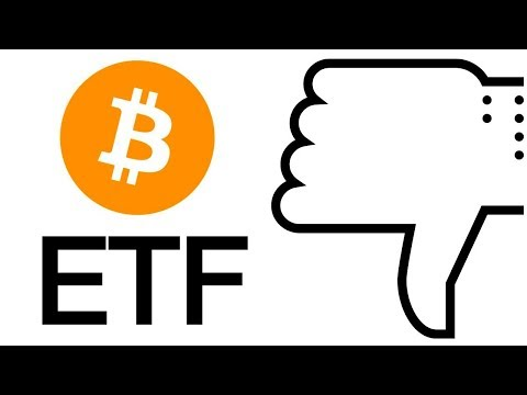 Bitcoin ETF DENIED Price Drops 5%