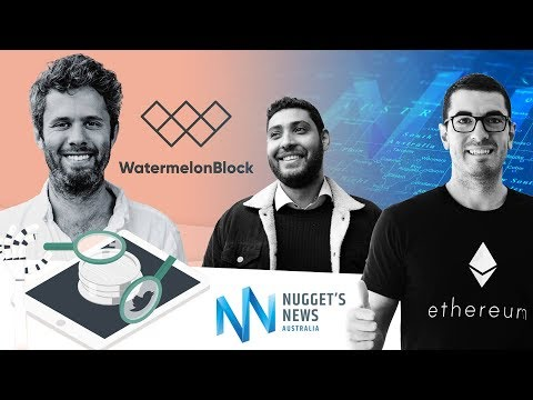 Sentiment & Cryptocurrency – WatermelonBlock