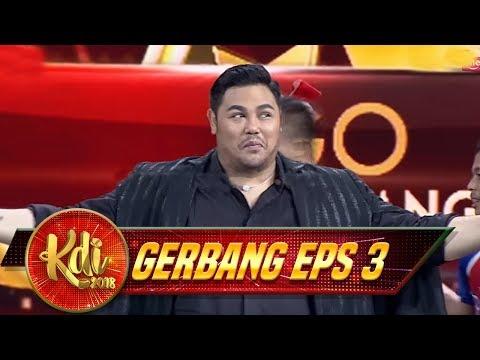 Master Ivan Gunawan Jadi Cheerleaders! Tapi Ga Ada yg Maut Ngangkat! – Gerbang KDI Eps 3 (26/7)