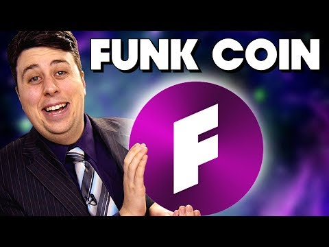 "Introducing FUNK COIN – ""Better than a CryptoCurrency"""
