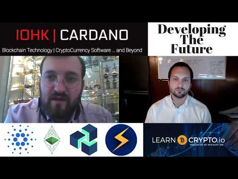 Charles Hoskinson Discussing Cardano, ETC, ZenCash and the Cryptocurrency Industry as Whole!