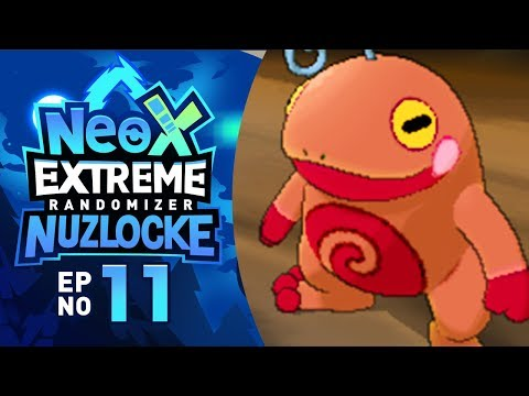 THIS TOAD IS LOOKIN BIG CLEAN!!! – Pokemon Neo X EXTREME Randomizer Nuzlocke #11