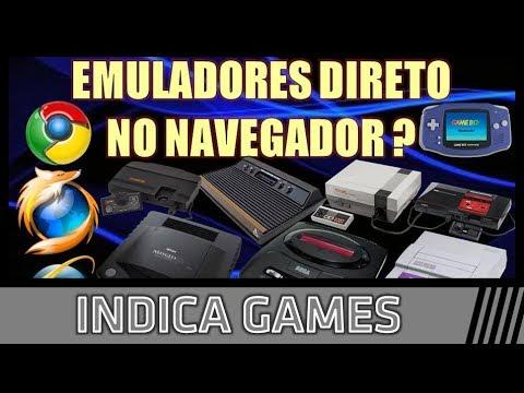 Mega, Snes e Neo Geo no Navegador? – inDica