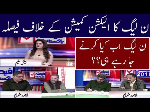 PMLN Decision Against ECP | Neo News