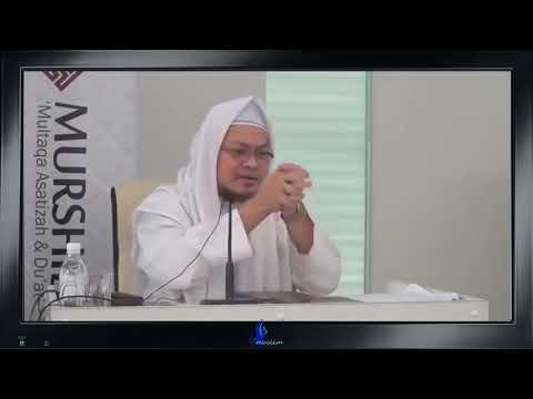 Adab Dgn Guru: Ada Ulama' Yg Anak Muridnya Cium Kaki, Sujud.. Bahaya Ni.. –  Dr. Zaharuddin