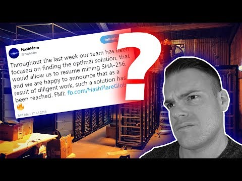 Hashflare resumes mining? & What really matters for Bitcoin!