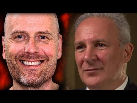 Is Bitcoin Better Than Gold? Peter Schiff vs Stefan Molyneux