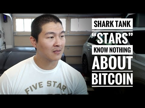 PSA – Shark Tank Hosts Don't Know Jack about Cryptocurrency