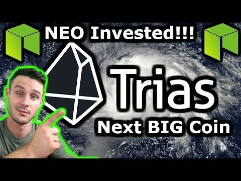 NEO | Trias | Trustworthy and Reliable Autonomous Systems | Major Investment NEO | $TRIAS