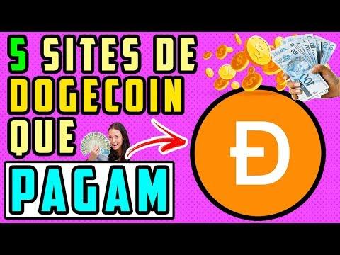 VEJA ! Sites que lucrei quase 4 MIL reais com Dogecoin + Prova de pagamento !!!