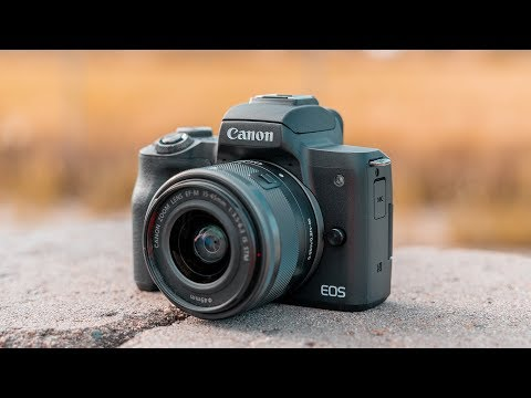 Canon EOS M50 Review – Mirrorless for Social Media