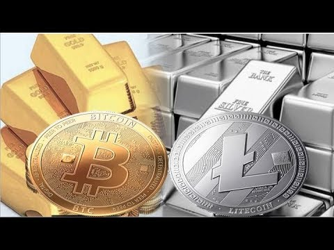 Crypto News! Bitcoin is The New Gold; is Litecoin New Silver and Good Crypto to Invest Now