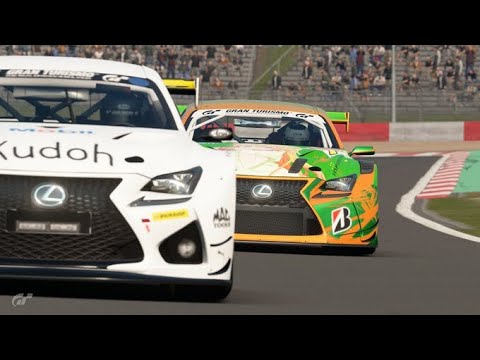[GTSPORT 1時間耐久レースシリーズ ZEC Rd.7 ニュルブルクリンクGP グランツーリスモスポーツ