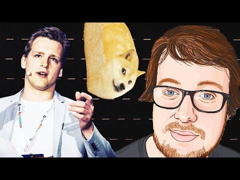 Interview with Jackson Palmer – Creator of Dogecoin, His Millions, Programming, Blockchain Tech