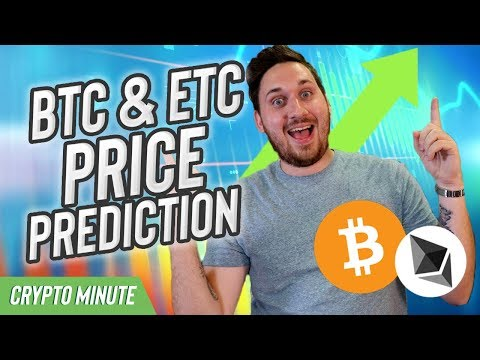 How High Could Bitcoin and Ethereum Climb in 2018? (CryptoCurrency BTC and ETH Price)