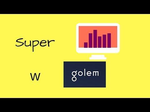 Golem – Udostępniaj swoją moc obliczeniową komputera i zarabiaj GNT!!