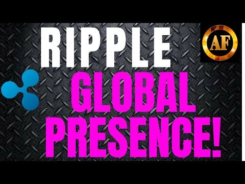 Ripple (XRP) – Advantage For XRP – Reaching For Global-Presence
