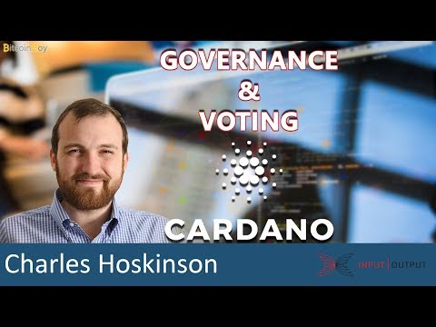 Cardano Q&A: How to implement governance and voting rights? – Charles Hoskinson IOHK