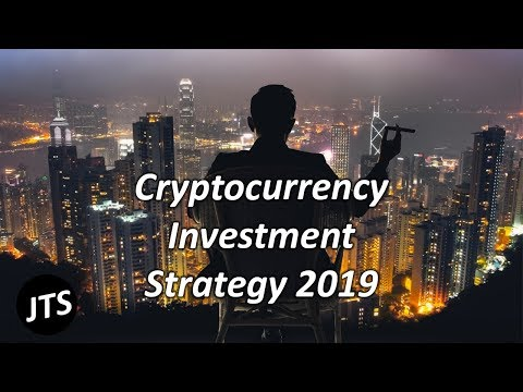 Cryptocurrency beginner exchange investment strategy 2018 – 2019