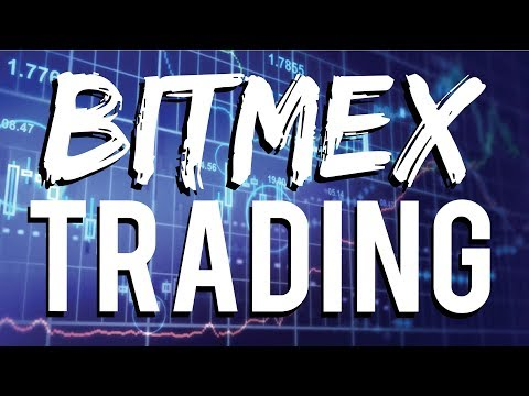 Live Bitcoin & Cryptocurrency Trading on Bitmex