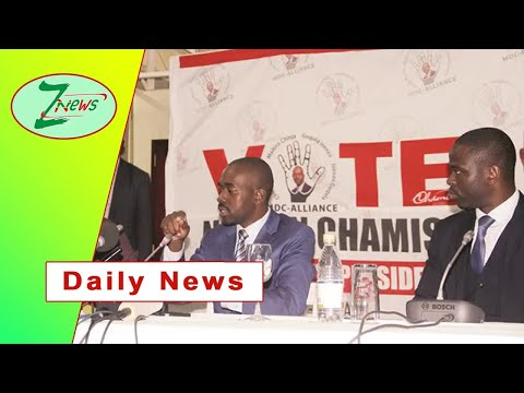 Daily News:   ZEC reports MDC-Alliance to police