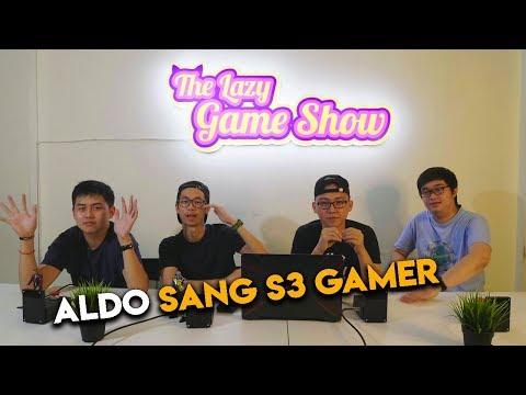 Ga Ada Yang Bisa Ngalahin GUE, GUE TANTANG LOE !! – The Lazy Gameshow #TLG1