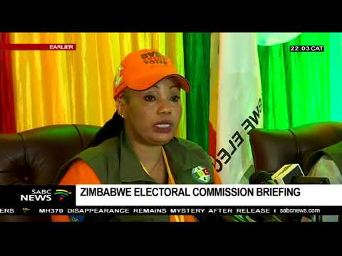 Zimbabwe Electoral Commission (ZEC) media: 30 July 2018