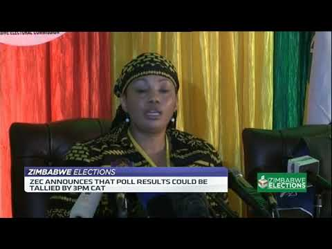 ZEC to begin announcing election results today