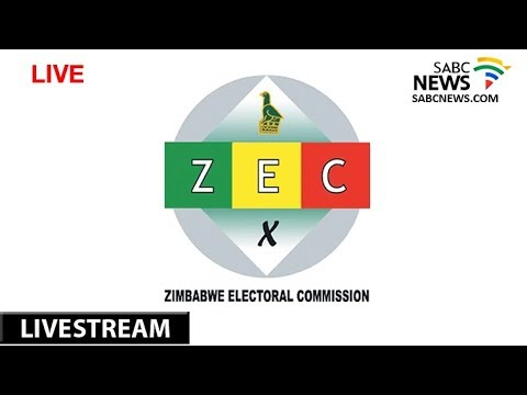 ZEC briefs the media on election results: 31 July 2018