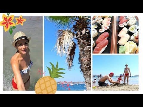 Vlog z plaży. Niedziela w Mellieha Bay. Cała nasza trójka || ADA GADA