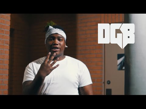 "70th Street Carlos ""Over With"" (DGB Exclusive – Music Video)"