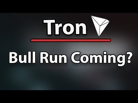 Tron (TRX) Is A Bull Run Coming? Can You Buy A Lambo With Tron? Realistically