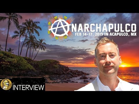 Bitcoin, EOS, & Anarchy  – Jeff Berwick Chat