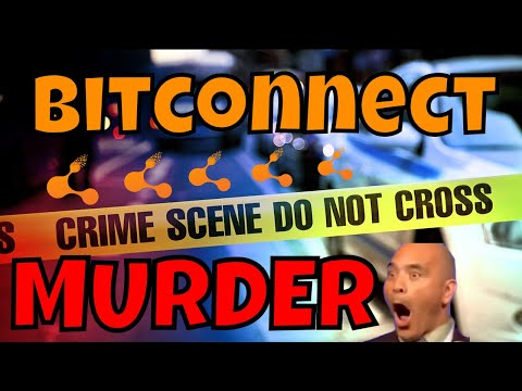 Bitconnect MURDER!? Lives Ruined Over Bitconnect.