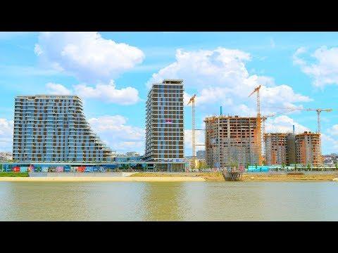 Beograd na vodi – nova panorama Beograda: novi kvartovi Beograd na vodi i uskoro Skyline Beograd
