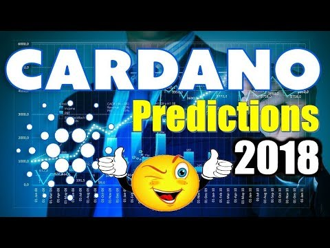 Top 4 Cardano (ADA) Price Predictions For 2018 – Should You Buy Cardano