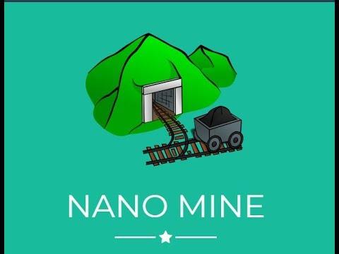 Faucet Miner de Nano – RailBlocks no Esquema!