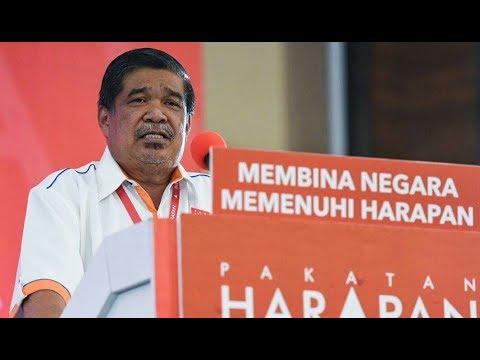 Ada Pemimpin UMNO Mohon Masuk AMANAH~ Mat Sabu