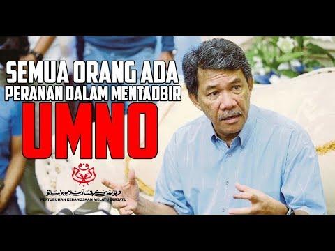 Semua Orang Ada Peranan Dalam Mentadbir UMNO – TokMat