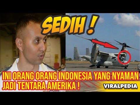 Mengenaskan! 5 Orang Indonesia Ini Benar Benar Nyaman Jadi Tentara AS, Ada Apa Ini – VIRALPEDIA