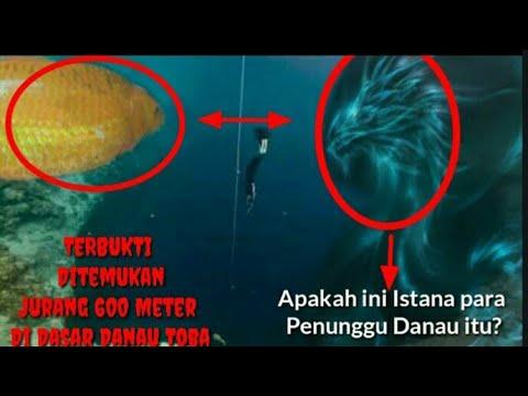 MENGEJUTKAN!!!.Tim Evakuasi Temukan Jurang 600 Meter Di Dasar Danau Toba..Ada Apa Di Dalam nya?